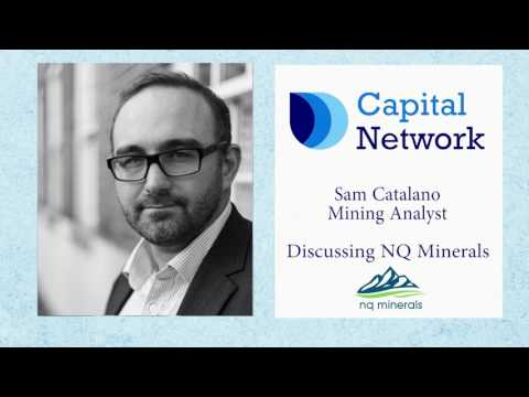 Capital Network's Sam Catalano on NQ Minerals Plc