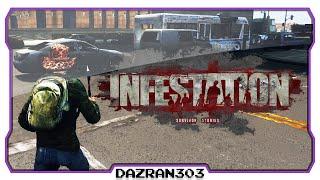 INFESTATION: SURVIVOR STORIES Gameplay w/ Dazran303 | Caliwood PTE Montage #1 | WarZ Gameplay [HD]