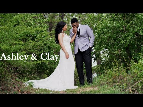 Wedding Video Highlights - Ashley & Clay