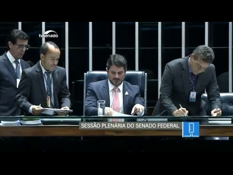 Discursos - Plenário do Senado - TV Senado ao vivo - 26/02/2019
