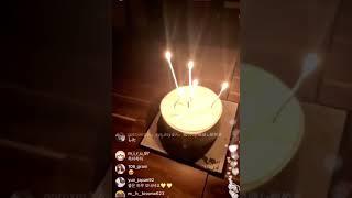 20180122 Junyoung's Birthday  (유키스 이준영)