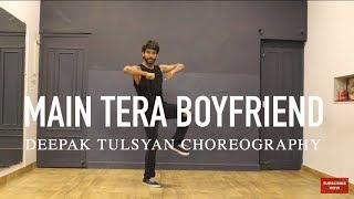 Main Tera Boyfriend Dance Performance - Raabta | Deepak Tulsyan Choreography