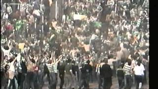 Scottish Cup Final 1980 - Hampden Riot - Celtic Rangers