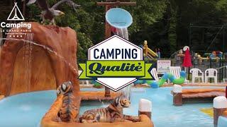 Camping Qualité - Camping Le Grand Paris Val d'Oise 95 Nesles-la-vallée