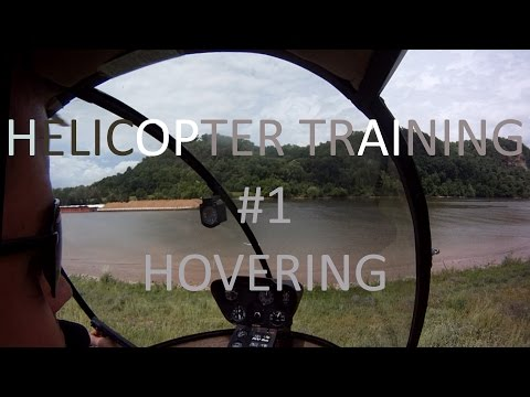 R22 Helicopter Add-On Full Lesson #1!!!! + Cockpit Audio, Hovering on First ...