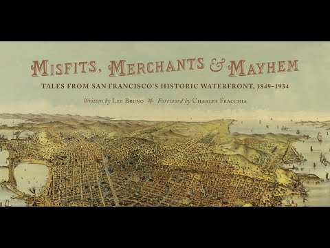 Misfts, Merchants & Mayhem - Lee Bruno