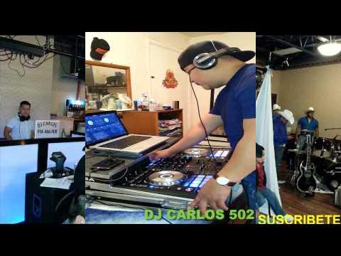PUNTA GARIFUNA MIX 2015 Vol.1 DJ CARLOS 502