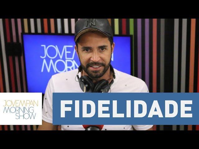 """Latino: """"Não acredito em fidelidade masculina""""   Morning Show"""