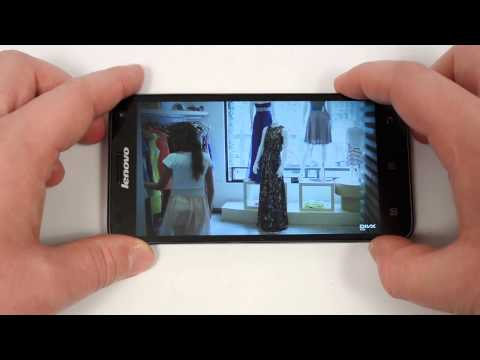 Lenovo S580 unboxing and hands-on