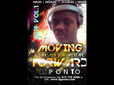 PARTY MIX 2019 NEW YEAR Vol.1 - DJ Ponto