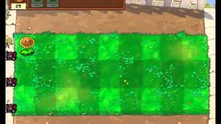 plantas vs zombies - parte 1