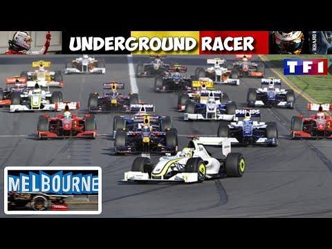 FR - F1 Grand Prix d'Australie 2009