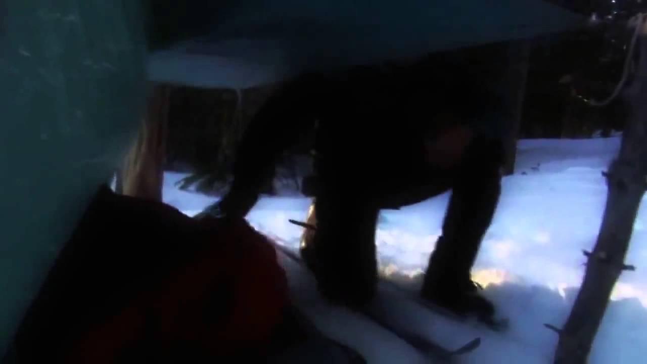National Geographic Documentary   Christmas in Yellowstone Nature BBC Documentary 2015