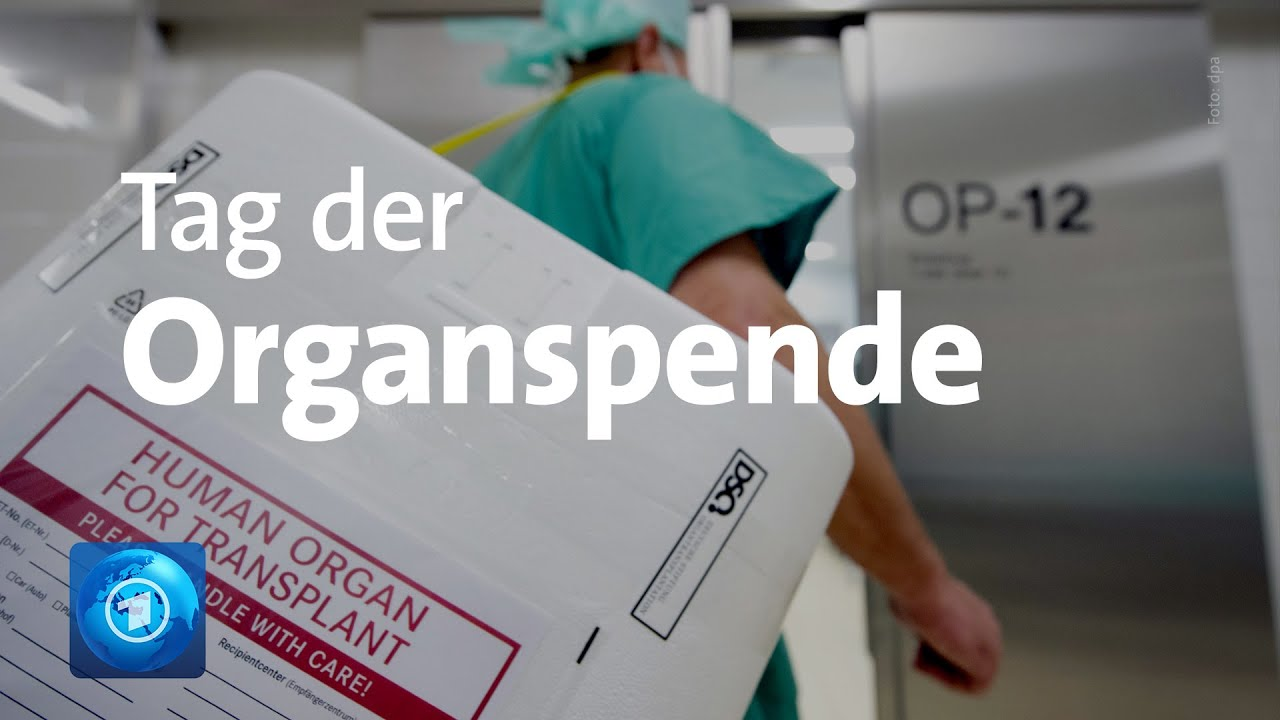 Tag Der Organspende