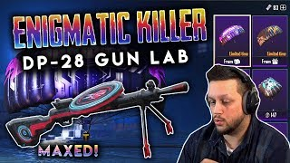 MAXED MY ENIGMATIC KILLER DP-28 - GUN LAB
