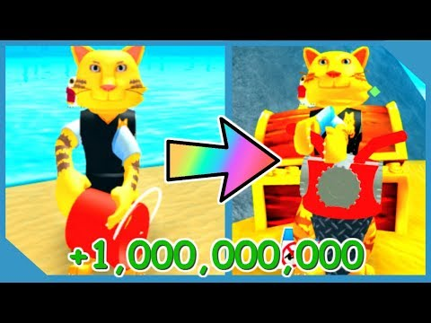 HOW TO MAKE BILLIONS OF COINS IN ROBLOX TREASURE HUNT SIMULATOR