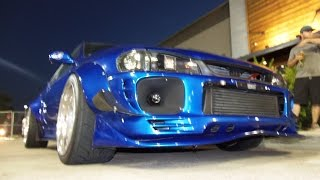homepage tile video photo for Impreza coupe - outstanding build