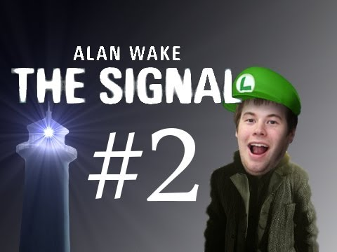 Alan Wake: The Signal #2 - Can you hear me now? - 동영상