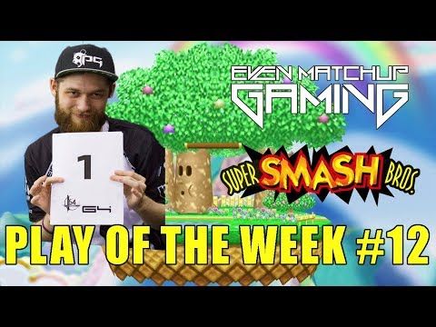 EMG SSB64 Play of the Week 2017 - Episode 12 (Super Smash Bros. 64)