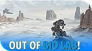 """Advanced Warfare *NEW* """"Out of the Map Bio Lab"""" (Bio Lab Glitches)"""
