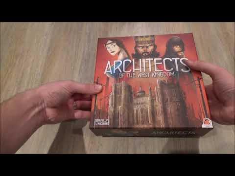 Архитекторы западного королевства