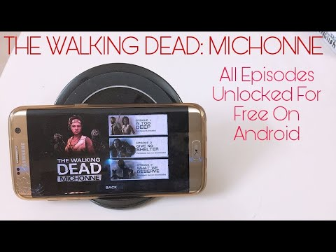The Walking Dead: Michonne (All Episodes Unlocked) For Free On Android