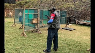 Chairman's cup shooting competition - IDPA