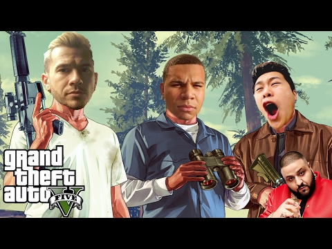TEAM ALBOE HEISTS #4 | GTA 5 Funny Moments (GTA 5 Online Heists)