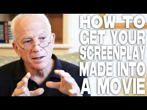 How To Get A Screenplay Made Into A Movie by Gary W. Goldstein