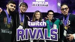 Twitch Rivals BO3 Ft. Yassuo, Trick2G, Pokimane, & Saber - Boxbox