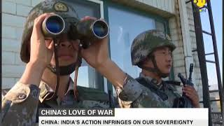 China: India's action infringes on our sovereignty thumbnail
