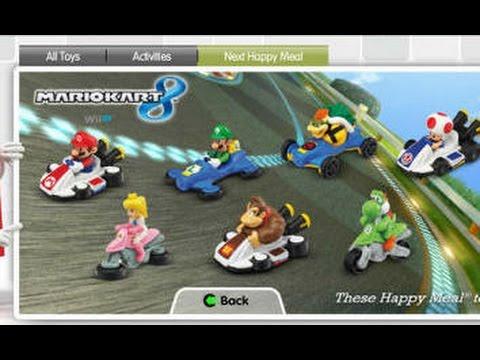 Review of Mario Kart 8 Figures + N64 Mario Figure By Protomario