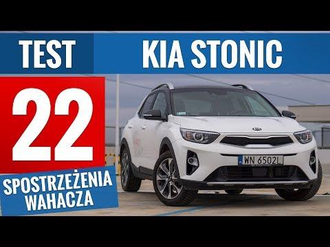 KIA Stonic 2020 - TEST PL (1.0 T-GDI 120 KM XL)