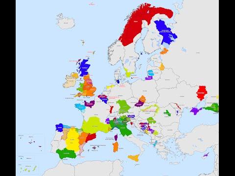 States Seeking Independence in Europe