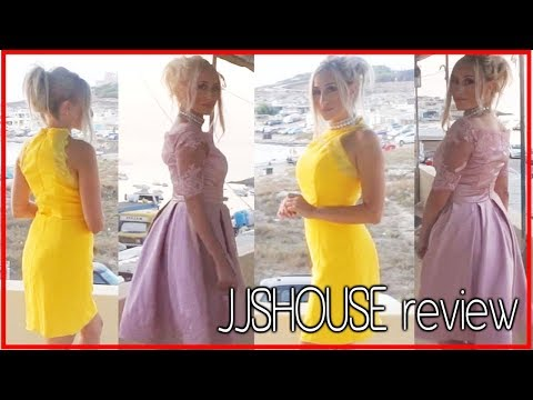 Special Occasion DRESSES Haul & Try On From JJshouse 👗
