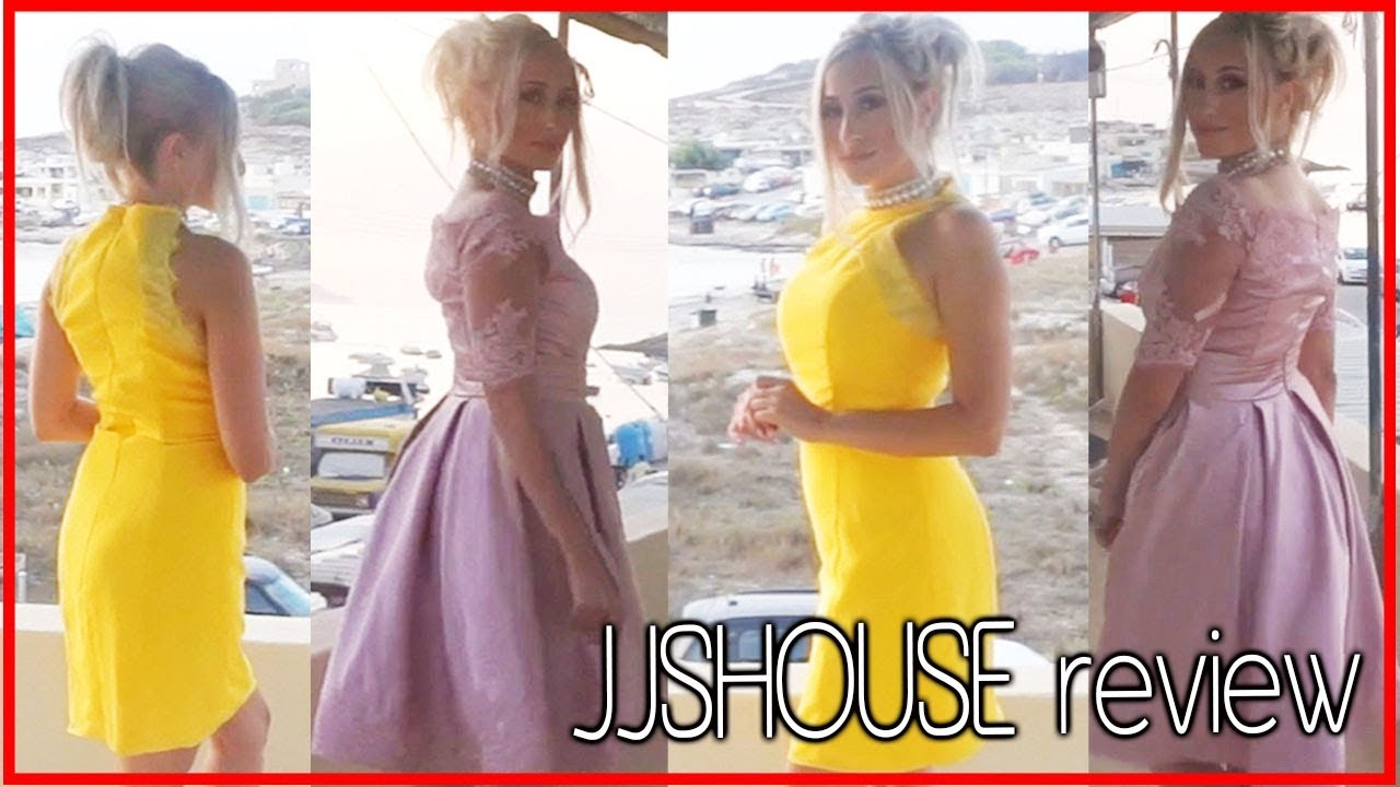 Awesome Special Occasion DRESSES Haul U0026 Try On From JJshouse 👗