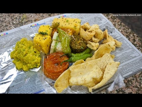 Ahmedabad Street Food Tour | Indian Food Taste Test S2EP2