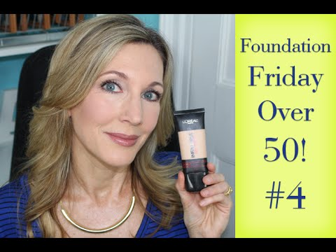 foundation-friday-for-over-50-|-#4-|-l'oreal-infallible-pro-matte