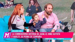 El diario de Mariana - Programa 17/07/19 - La conmovedora historia de un niño autista y su perro