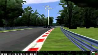 rFactor Thrust SSC Race in Monza (AI) {HD}