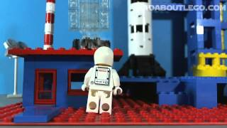 LEGO SPACE ROCKET 358
