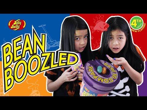 BEAN BOOZLED CHALLENGE | Tran Twins