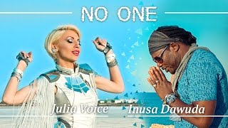 Смотреть клип Julia Voice Ft. Inusa Dawuda - No One