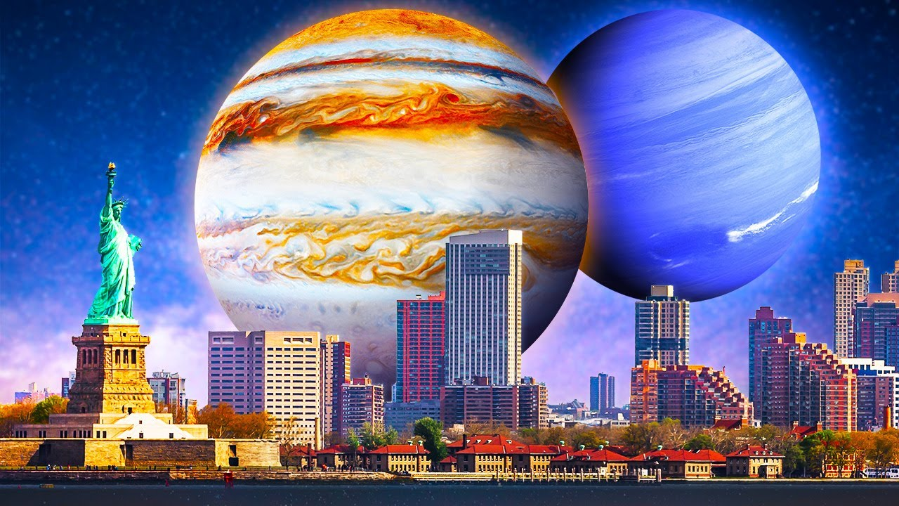 What If All the Planets Moved Between Earth and the Moon