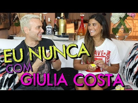 Eu Nunca com Giulia Costa   #HotelMazzafera