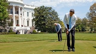 Top 10: U.S. Presidents in Golf