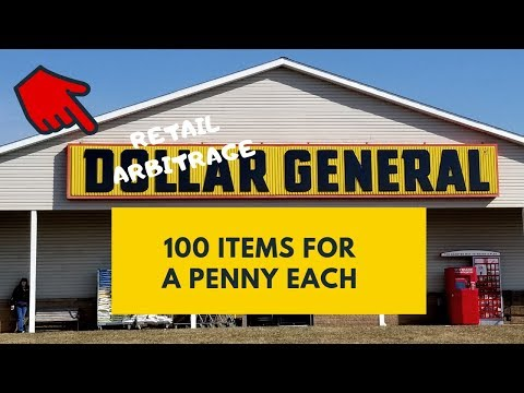 Dollar General Penny Items I BOUGHT 100 ITEMS FOR A PENNY
