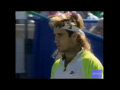 FULL VERSION Agassi vs Becker US Open 1990