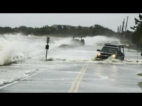 Apocalyptic storm hits CapeTown South Africa