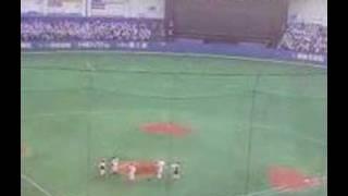 2008/03/15 黒木引退セレモニー.